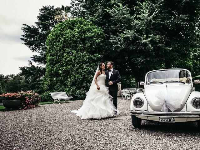 Il matrimonio di Mattia e Angelica a Pietrasanta, Lucca 103