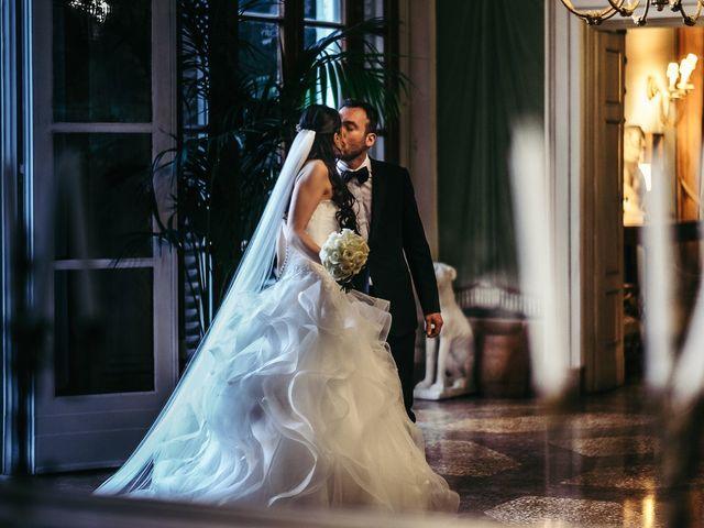 Il matrimonio di Mattia e Angelica a Pietrasanta, Lucca 105