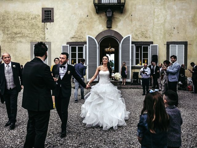Il matrimonio di Mattia e Angelica a Pietrasanta, Lucca 106