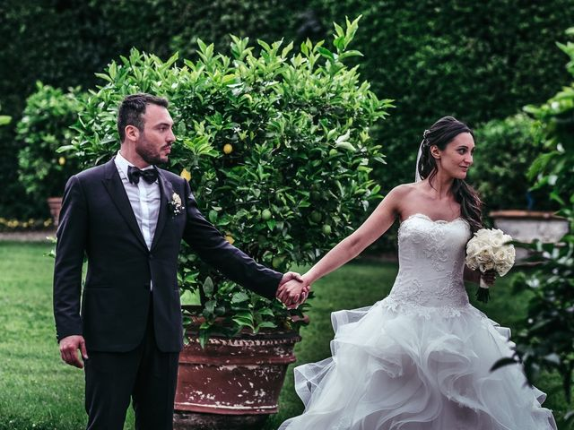 Il matrimonio di Mattia e Angelica a Pietrasanta, Lucca 107