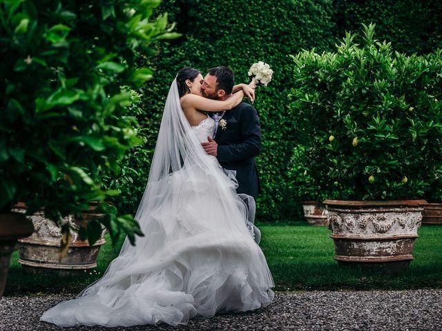 Il matrimonio di Mattia e Angelica a Pietrasanta, Lucca 109