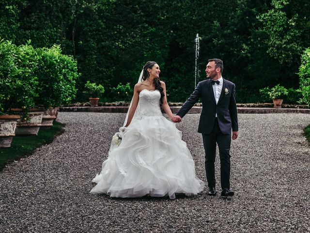 Il matrimonio di Mattia e Angelica a Pietrasanta, Lucca 110