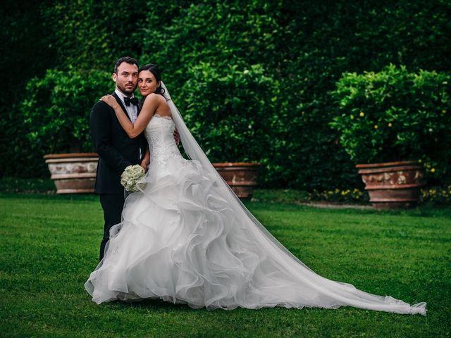 Il matrimonio di Mattia e Angelica a Pietrasanta, Lucca 111