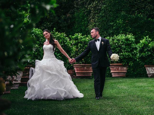 Il matrimonio di Mattia e Angelica a Pietrasanta, Lucca 112