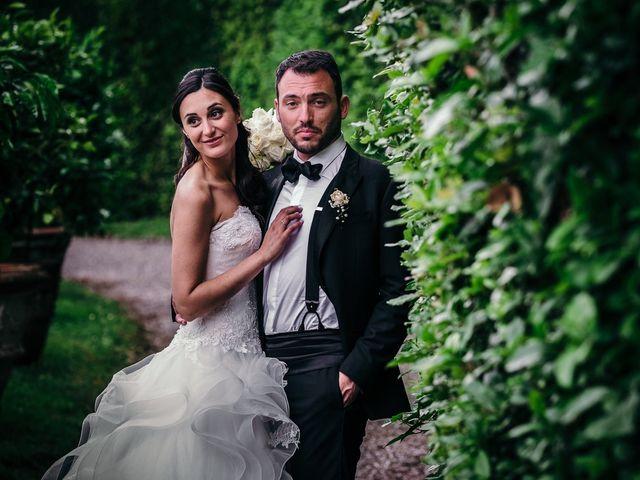 Il matrimonio di Mattia e Angelica a Pietrasanta, Lucca 115