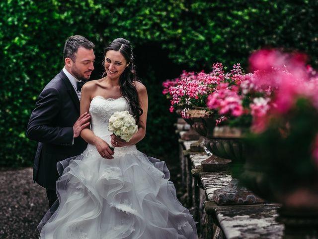Il matrimonio di Mattia e Angelica a Pietrasanta, Lucca 120