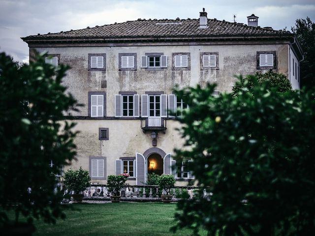Il matrimonio di Mattia e Angelica a Pietrasanta, Lucca 122