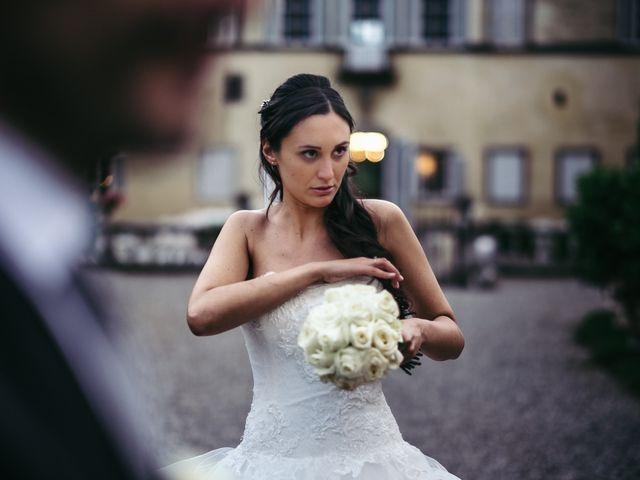 Il matrimonio di Mattia e Angelica a Pietrasanta, Lucca 125