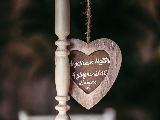 Il matrimonio di Mattia e Angelica a Pietrasanta, Lucca 127