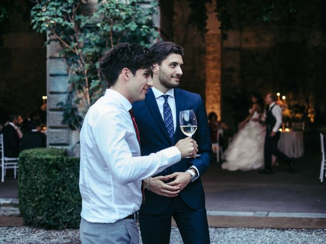 Il matrimonio di Mattia e Angelica a Pietrasanta, Lucca 133