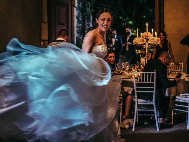 Il matrimonio di Mattia e Angelica a Pietrasanta, Lucca 134