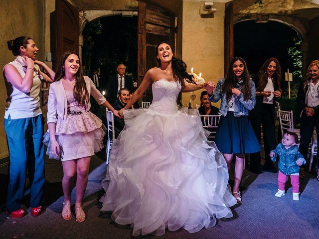 Il matrimonio di Mattia e Angelica a Pietrasanta, Lucca 141
