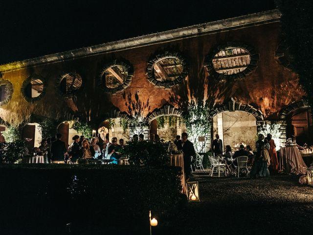 Il matrimonio di Mattia e Angelica a Pietrasanta, Lucca 154