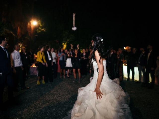Il matrimonio di Mattia e Angelica a Pietrasanta, Lucca 156