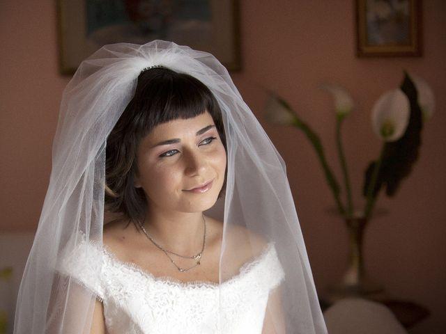 Il matrimonio di Alberto e Federica a Ariccia, Roma 8