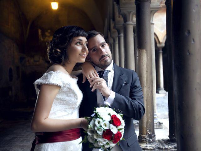 Il matrimonio di Alberto e Federica a Ariccia, Roma 10