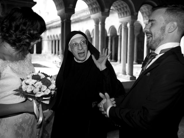 Il matrimonio di Alberto e Federica a Ariccia, Roma 1
