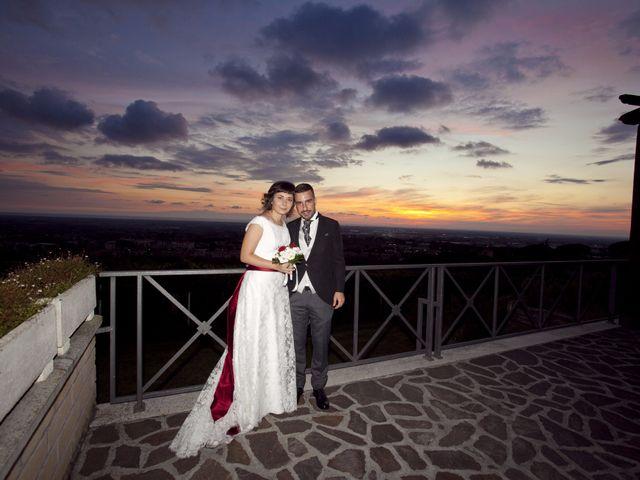 Il matrimonio di Alberto e Federica a Ariccia, Roma 7