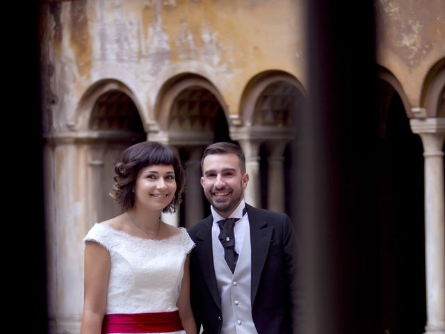 Il matrimonio di Alberto e Federica a Ariccia, Roma 15
