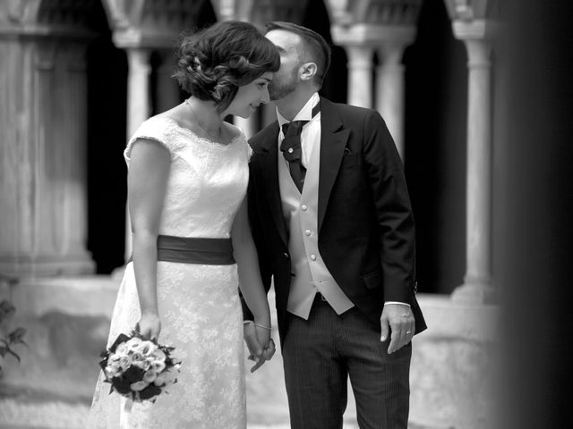 Il matrimonio di Alberto e Federica a Ariccia, Roma 16