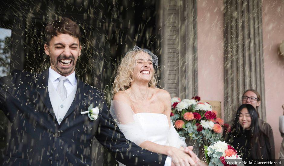 Il matrimonio di Agostino e Tullia a Albiate, Monza e Brianza