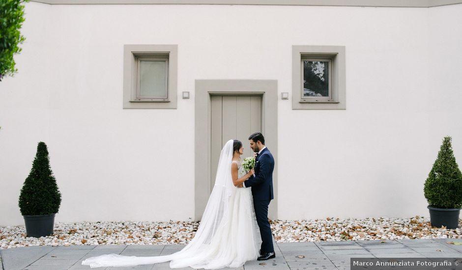 Il matrimonio di Nunzia e Pasquale a Ottaviano, Napoli
