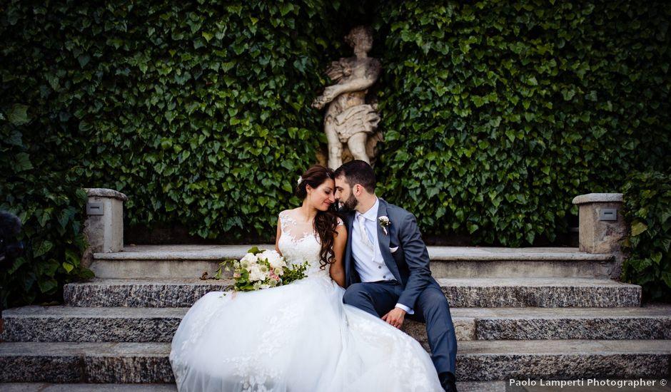 Il matrimonio di Nicola e Ludovica a Bodio Lomnago, Varese