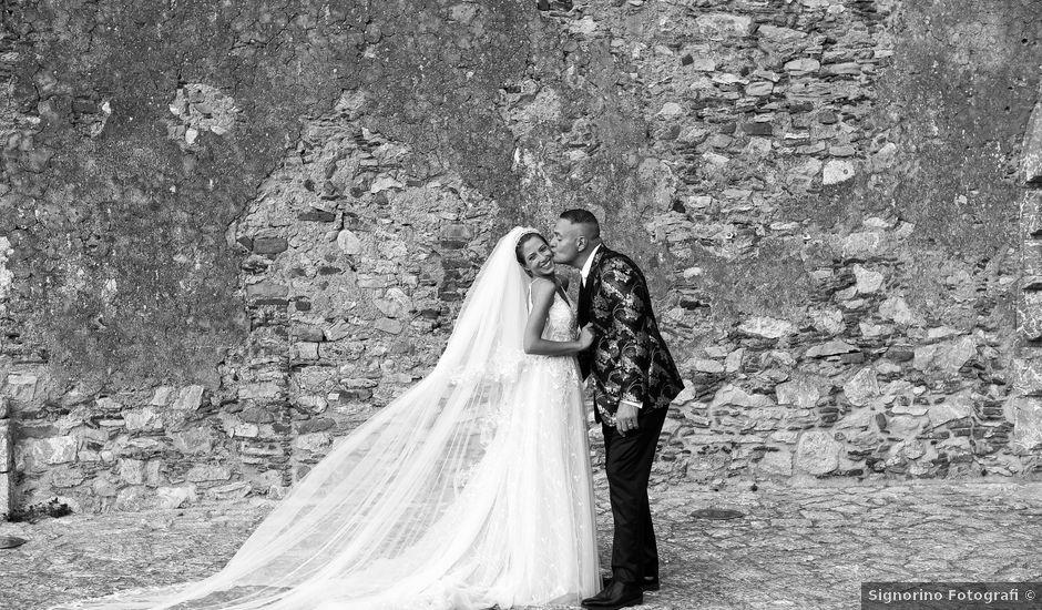 Il matrimonio di Mario e Ginisa a Longi, Messina