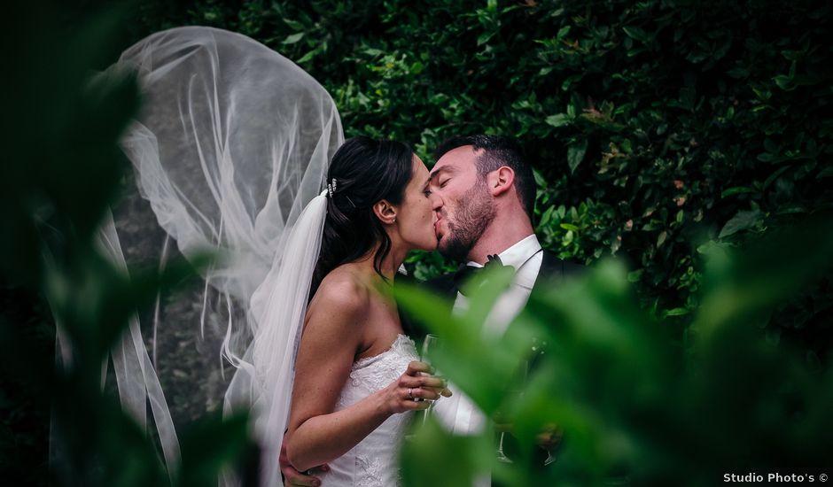 Il matrimonio di Mattia e Angelica a Pietrasanta, Lucca