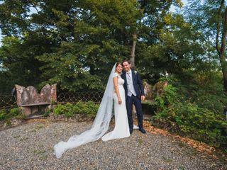 Le nozze di Erica e Andrea