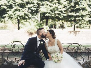 Le nozze di Paolo e Stefania