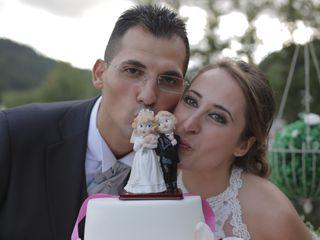 Le nozze di Gianluca e Rosaria