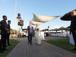 Le nozze di Eva e Gianmarco 1