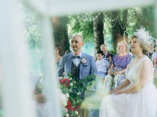 Le nozze di Barbara e Andrea 1