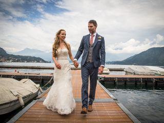 Le nozze di Laura e Nolan