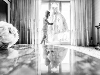 Le nozze di Jennifer e Nicola 2