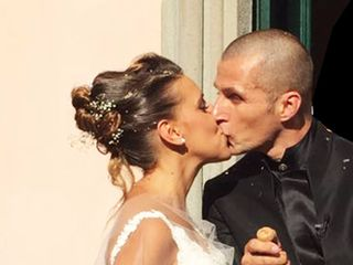 Le nozze di Elisa e Frederic