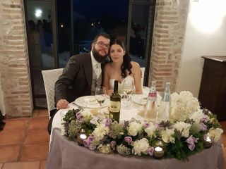 Le nozze di Eugenia  e Francesco  1