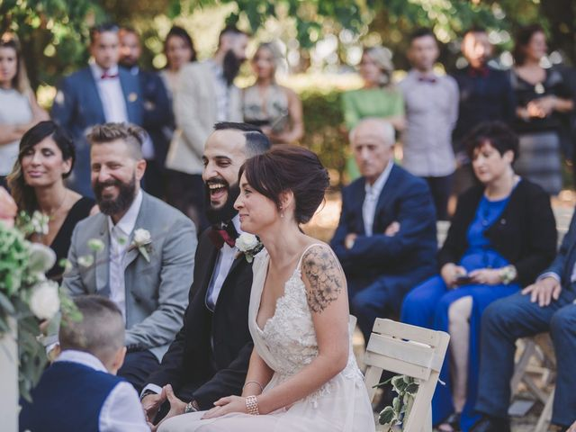 Il matrimonio di Mirco e Erika a Forlì, Forlì-Cesena 26