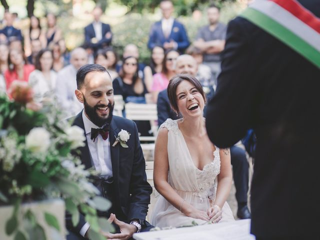 Il matrimonio di Mirco e Erika a Forlì, Forlì-Cesena 31