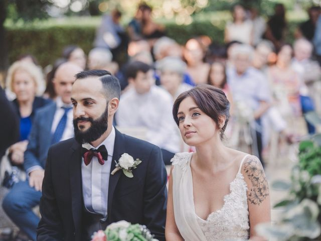 Il matrimonio di Mirco e Erika a Forlì, Forlì-Cesena 32