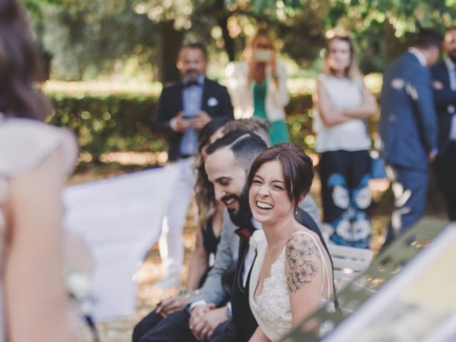 Il matrimonio di Mirco e Erika a Forlì, Forlì-Cesena 35