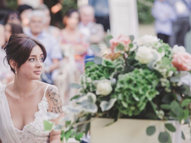 Il matrimonio di Mirco e Erika a Forlì, Forlì-Cesena 40