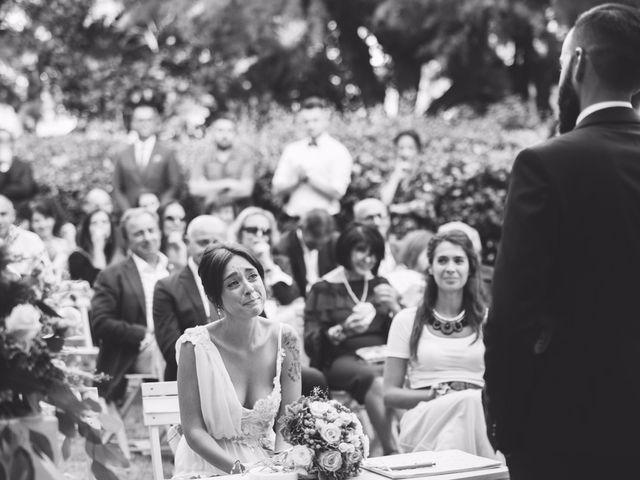 Il matrimonio di Mirco e Erika a Forlì, Forlì-Cesena 44