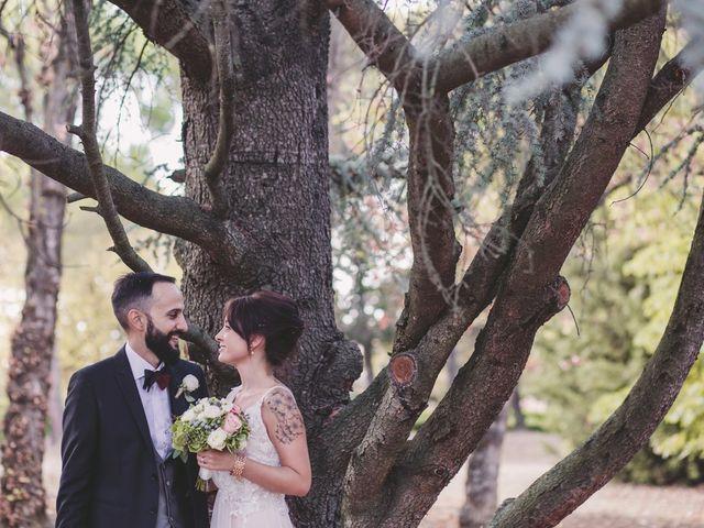 Il matrimonio di Mirco e Erika a Forlì, Forlì-Cesena 57