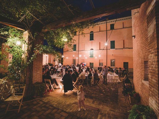 Il matrimonio di Mirco e Erika a Forlì, Forlì-Cesena 77