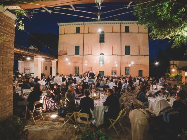 Il matrimonio di Mirco e Erika a Forlì, Forlì-Cesena 78