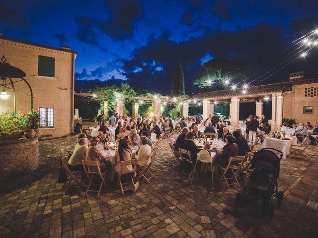 Il matrimonio di Mirco e Erika a Forlì, Forlì-Cesena 79