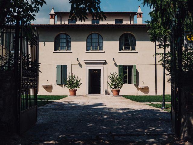 Il matrimonio di Niccolò e Emma a Peschiera del Garda, Verona 1