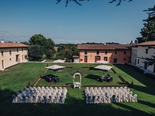 Il matrimonio di Niccolò e Emma a Peschiera del Garda, Verona 48